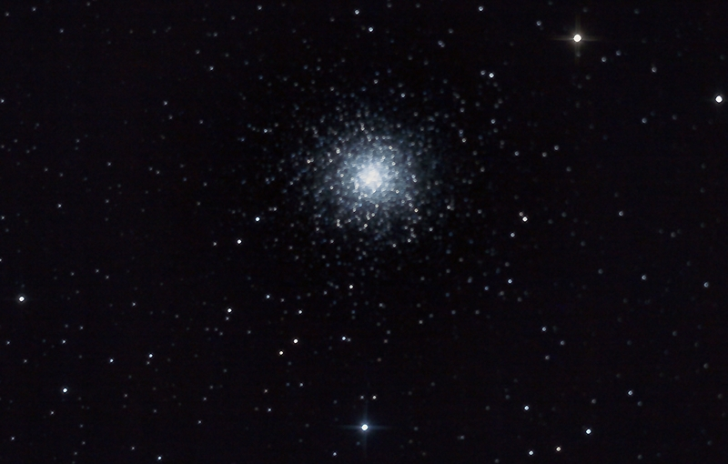 M13-first DS Photo with my Newton Telescope