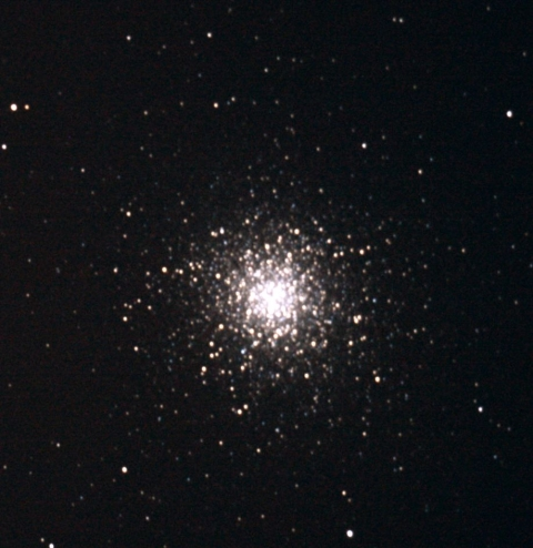M13-Great Cluster in Hercules