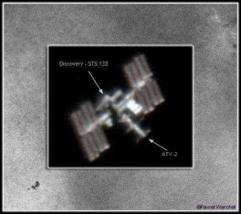 ISS & Discovery