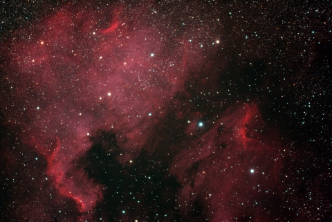 NGC7000-North America Nebula